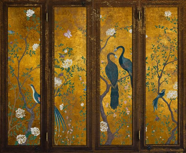 Edo Screen − Gold | 6800720